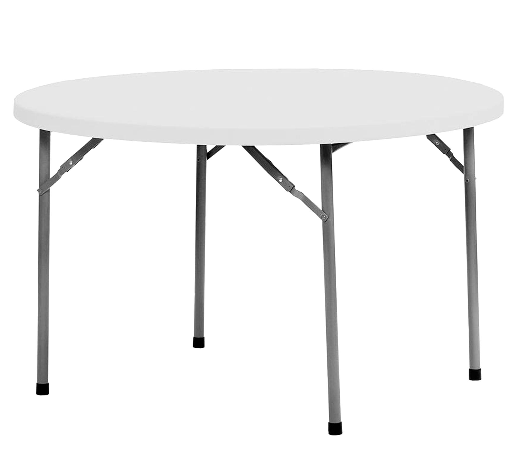 plast bord Rundt bord i plast ø160 plast bord