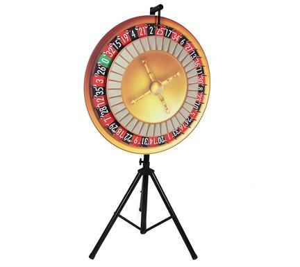 Udlejning af roulette